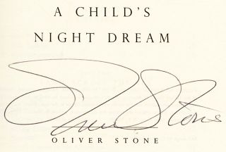 A Child's Night Dream - 1st Edition/1st Printing