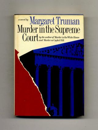 Murder in the Supreme Court - 1st Edition/1st Printing