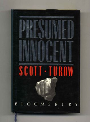 Presumed Innocent - 1st UK Edition/1st Impression. Scott Turow.