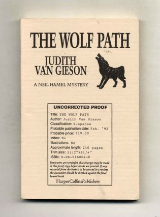 The Wolf Path - 1st Edition/1st Printing