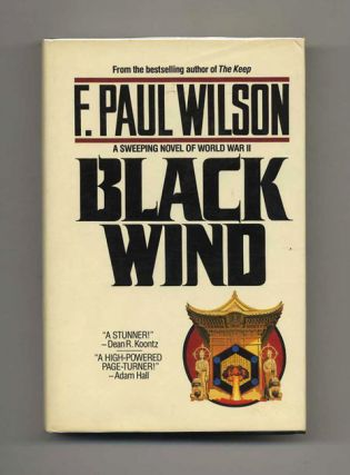 Black Wind - 1st Edition/1st Printing