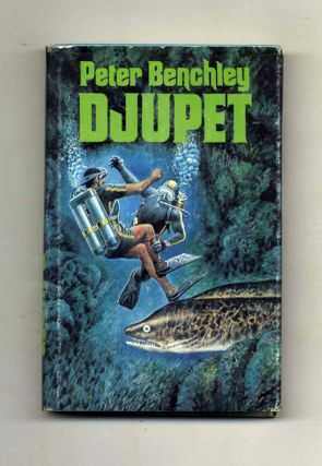 Djupet [The Deep] - 1st Swedish Edition. Peter Benchley.