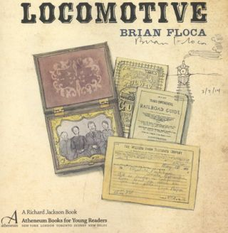 Locomotive - 1st Edition/1st Printing