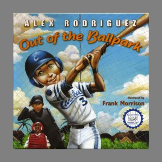 Out Of The Ballpark - 1st Edition/1st Printing