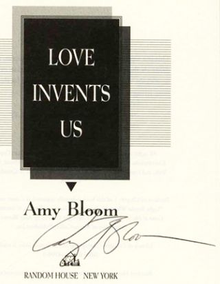 Love Invents Us - 1st Edition/1st Printing