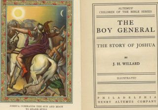 The Boy General; The Story Of Joshua