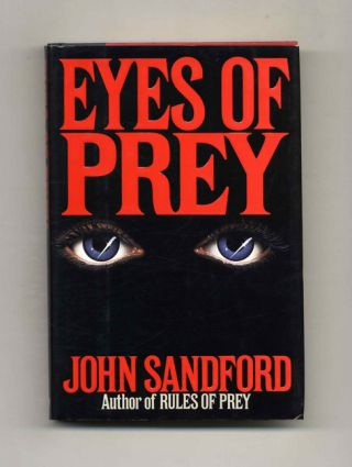 Eyes of Prey - 1st Edition/1st Printing