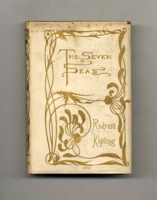 The Seven Seas - 1st Edition. Rudyard Kipling.