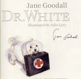 Dr. White - 1st Edition/1st Printing