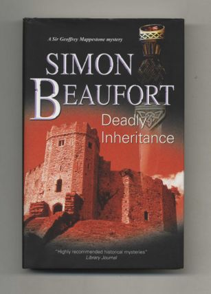 Deadly Inheritance - 1st UK Edition/1st Impression
