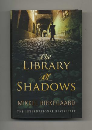 The Library of Shadows - 1st UK Edition/1st Impression