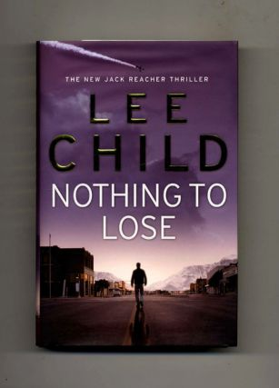 Nothing to Lose -1st Edition/1st Impression