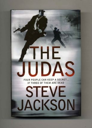 The Judas - 1st UK Edition/1st Impression