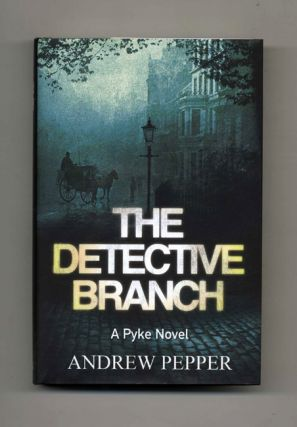 The Detective Branch - 1st Edition/1st Impression
