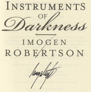 Instruments of Darkness - 1st Edition/1st Impression