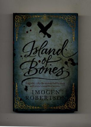 Island of Bones - 1st Edition/1st Impression