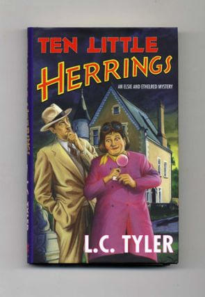 Ten Little Herrings - 1st Edition/1st Impression