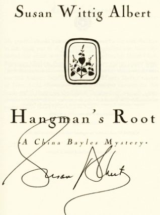 Hangman's Root - 1st Edition/1st Printing