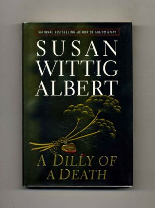 Love Lies Bleeding - 1st Edition/1st Printing. Susan Wittig Albert
