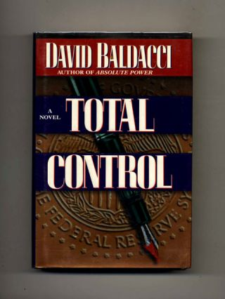 Total Control - 1st Edition/1st Printing