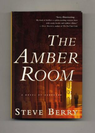 The Amber Room - 1st Edition/1st Printing