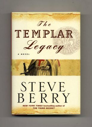 The Templar Legacy: A Novel - 1st Edition/1st Printing