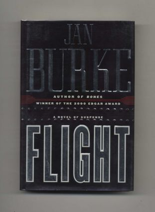 Flight: A Novel of Suspense - 1st Edition/1st Printing