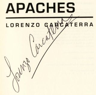 Apaches - 1st Edition/1st Printing