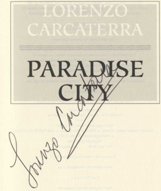 Paradise City - 1st Edition/1st Printing