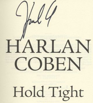 Hold Tight - 1st Edition/1st Printing