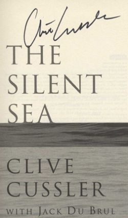 The Silent Sea - 1st Edition/1st Printing