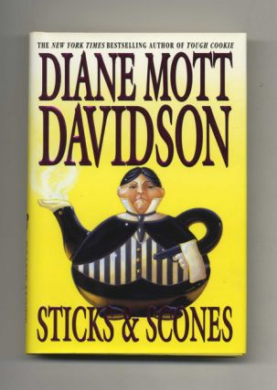 Sticks & Scones - 1st Edition/1st Printing