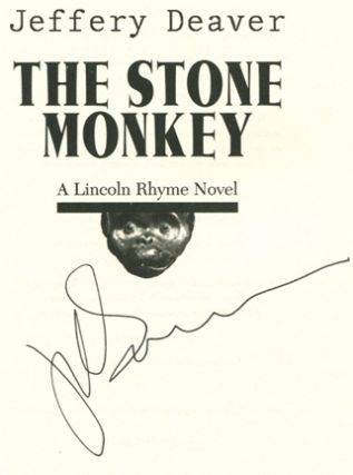 The Stone Monkey - 1st Edition/1st Printing