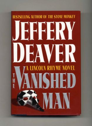 The Vanished Man - 1st Edition/1st Printing