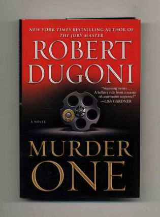 Murder One: A Novel - 1st Edition/1st Printing