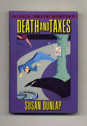 Death and Taxes - 1st Edition/1st Printing