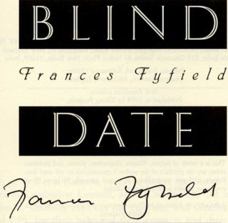 Blind Date - 1st US Edition/1st Printing