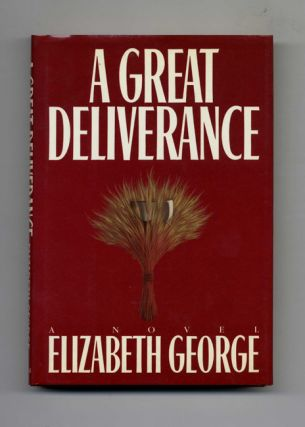 A Great Deliverance 1st Canadian Edition/1st Printing