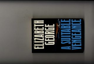 A Suitable Vengeance -1st Edition/1st Printing