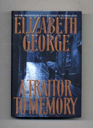 A Traitor To Memory - 1st Edition/1st Printing