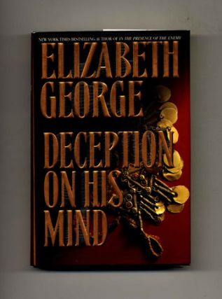 Deception on His Mind -1st Edition/1st Printing