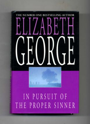 In Pursuit of the Proper Sinner - 1st Edition/1st Impression