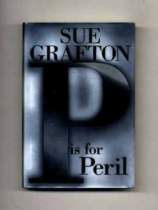 P is for Peril -1st Edition/1st Printing