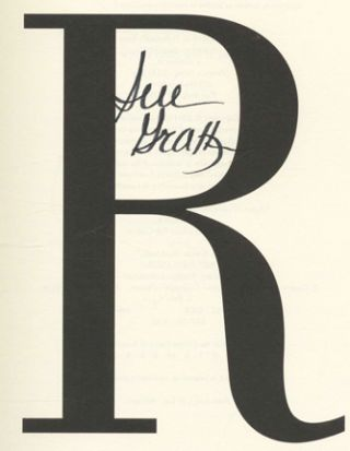 R Is For Ricochet -1st Edition/1st Printing