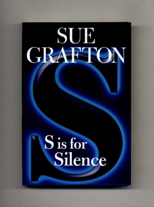 S is for Silence - 1st Edition/1st Printing