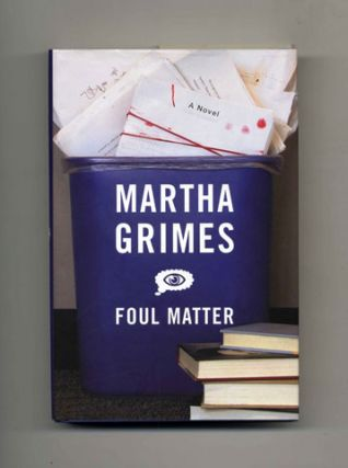 Foul Matter - 1st Edition/1st Printing