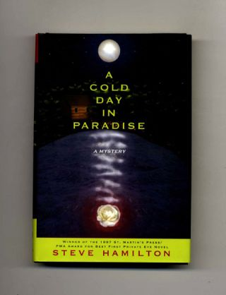 A Cold Day in Paradise -1st Edition/1st Printing