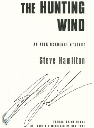 The Hunting Wind -1st Edition/1st Printing