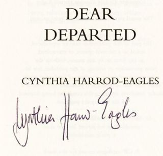Dear Departed - 1st Edition/1st Impression