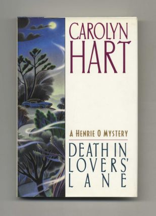 Death in Lovers' Lane - 1st Edition/1st Printing